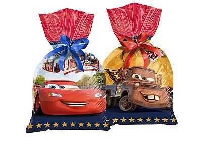 Sacola Surpresa Plástica Cars