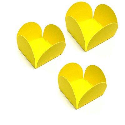 Porta Forminha Amarelo