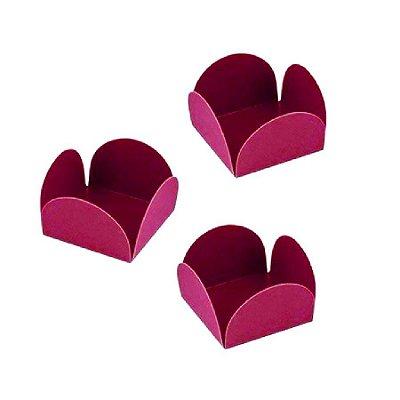 Porta Forminha - Rosa Pink- 40 unidades