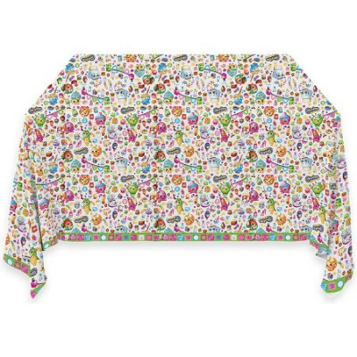 Toalha de mesa Plástica Shopkins