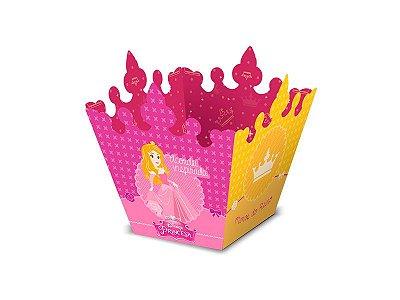 Cachepô Princesinhas Disney