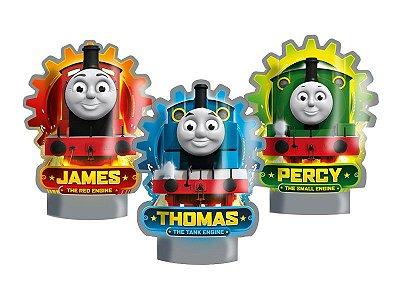 Decoração de mesa Thomas e Seus Amigos