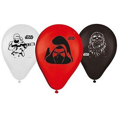 Balão Star Wars -25 Unidades
