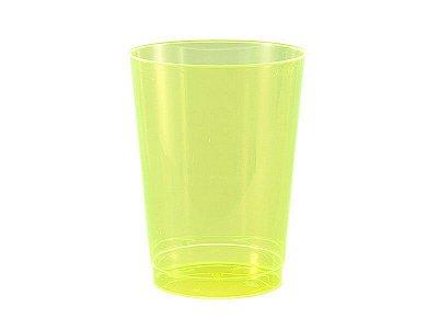 Copo Plástico Verde Limão - 295ml