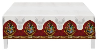 Toalha Plástica de Mesa - Harry Potter