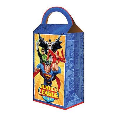 Caixa Surpresa - Liga da Justiça - 08 unidades