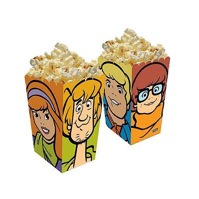 Caixa para Pipoca Scooby Doo - 08 und