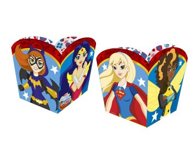 Kit Cachepot - Super Hero Girl - 02 pacotes