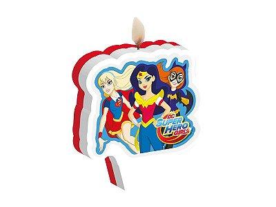 Vela Plana - Super Hero Girl