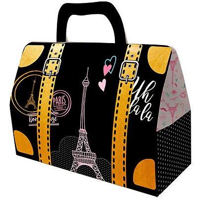 Kit Caixa Surpresa  - Maleta Paris - 02 pacotes