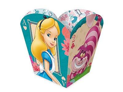 Cachepot Alice no País da Maravilhas