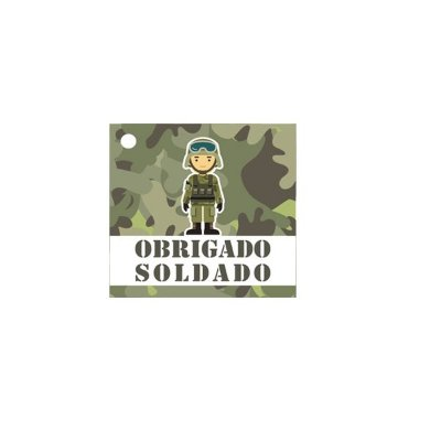 Tag Lembrança-Festa Militar - 24 und