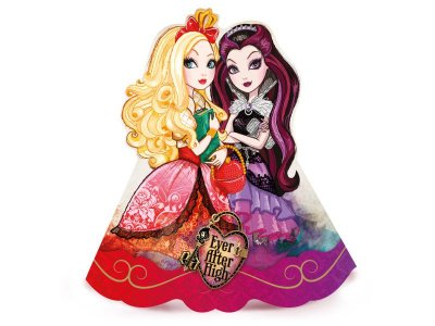 Chapéu - Ever After High - 08 unidades