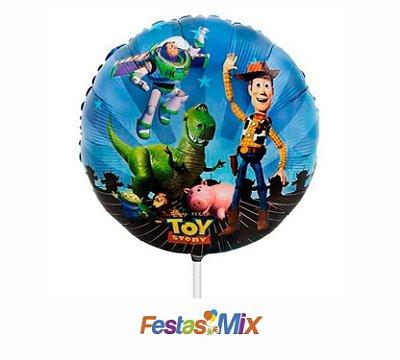 Balão Metalizado N° 9 - Toy Story