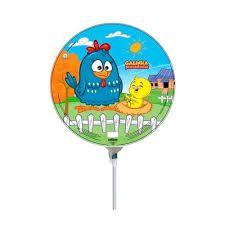 Balão Metalizado N° 9 - Galinha Pintadinha