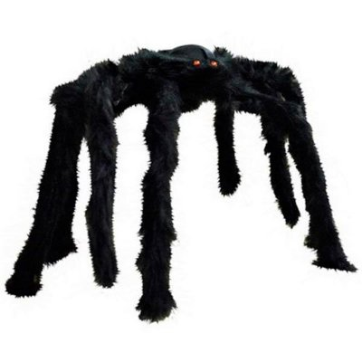 Aranha Gigante Peluda Halloween
