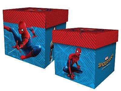 Caixa Surpresa Homem Aranha