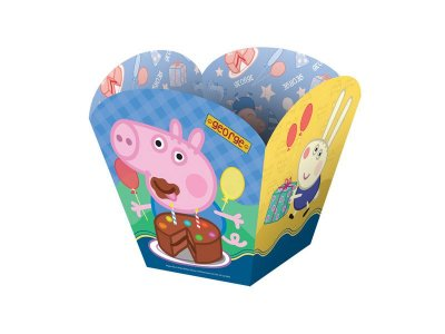 Kit Cachepot - George Pig - 02 pacotes