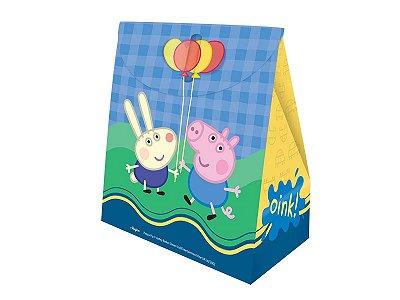 Kit Caixa Surpresa - Geoge Pig - 02 pacotes