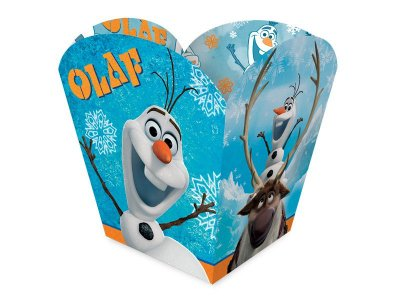 Kit Cachepot Médio - Olaf - 02 pacotes