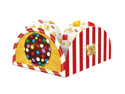 Porta Forminha - Candy Crush - 50 unidades