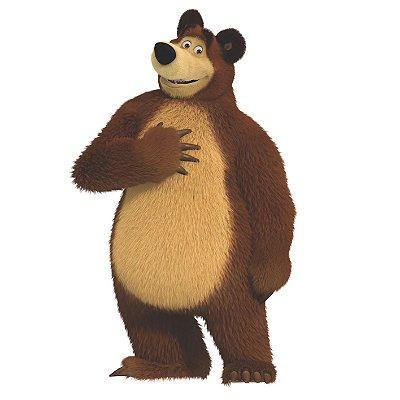Painel EVA Urso - Masha e o Urso