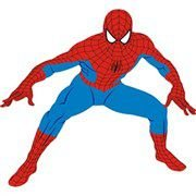 Painel EVA - Homem Aranha Clássico