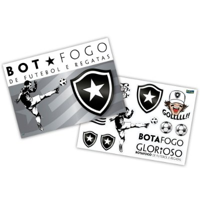 Kit Decorativo - Botafogo