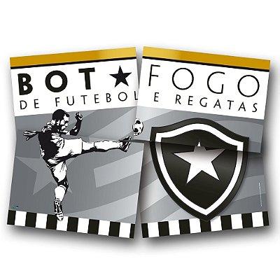 Painel 4 Folhas - Botafogo