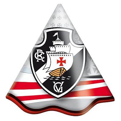 Chapéu de Aniversário - Vasco - 08 unidades