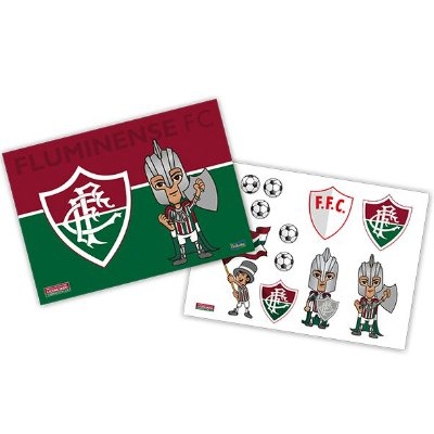 Kit Decorativo - Fluminense