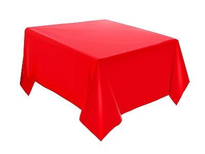 Toalha de Mesa - Festa Colors - Vermelho