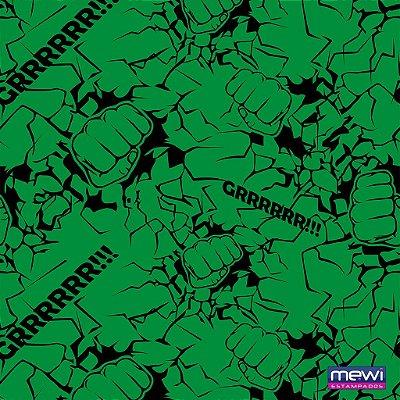 TNT Estampado - Hulk - 01 Metro