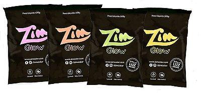 Pó Colorido Zim Glow - 100g