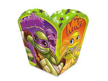 Kit Cachepot - Tartarugas Ninjas Kids - 02 pacotes