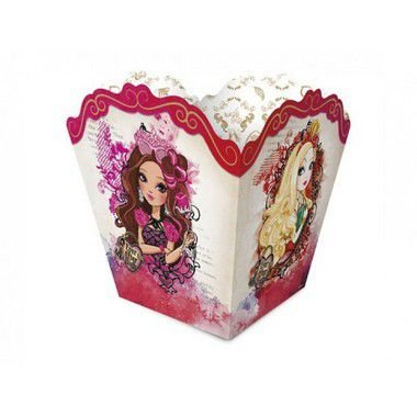 Kit Cachepot - Ever After High - 03 pacotes