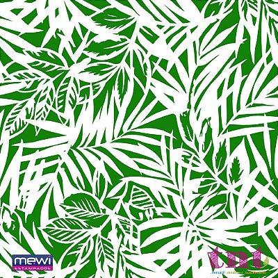 TNT Estampado - Bambu Folhagem - 01 Metro