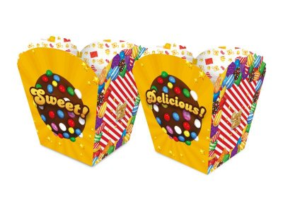 Kit Cachepot - Candy Crush - 02 pacotes