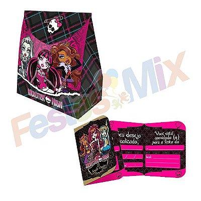 Kit Festa - Monster High