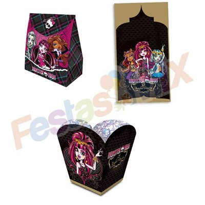 Kit Festa - Monster High