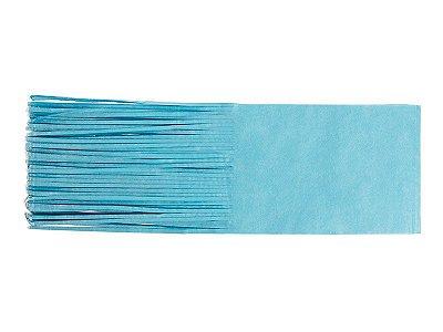 Papel de Bala - Azul Claro - 48 unidades