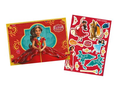Kit Decorativo - Elena de Avalor