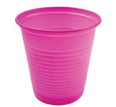 Copo Descartável - Pink - 200ml