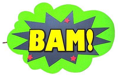 Painel EVA - BAM! - 89cm