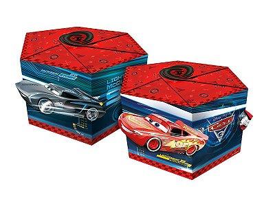 Caixa Surpresa - Carros 3 - 08 unidades