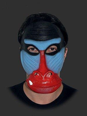 Máscara - Babuíno com Elástico
