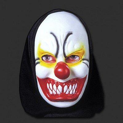 Máscara - Palhaço com Capuz