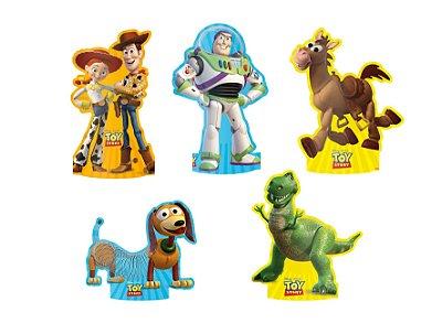 Decoração de Mesa - Toy Story no Espaço - 05 unidades