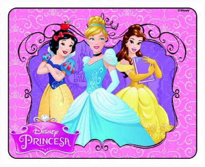 Mouse Pad - Princesas