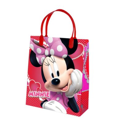 Sacola Plástica - Minnie Mouse - 01 unidade